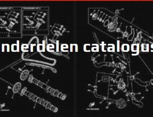 Yamaha parts catalogus