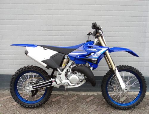 Yamaha YZ 125 2020 nu verkrijgbaar bij Hartelman Motoren