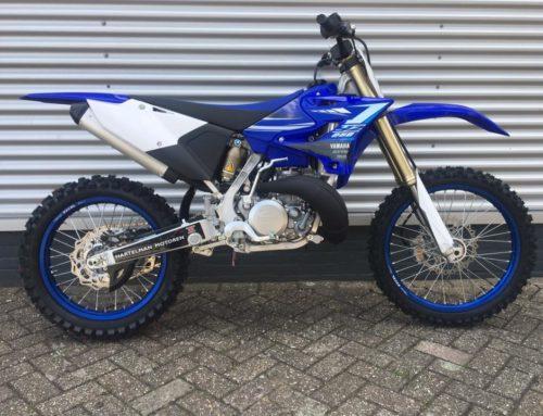 Yamaha YZ 250 2020 nu verkrijgbaar bij Hartelman Motoren